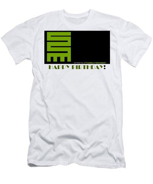 Versatility Men's T-Shirt (Athletic Fit)