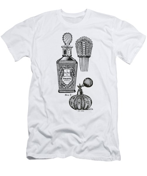 Victorian Perfume Phone Case Men's T-Shirt (Athletic Fit)