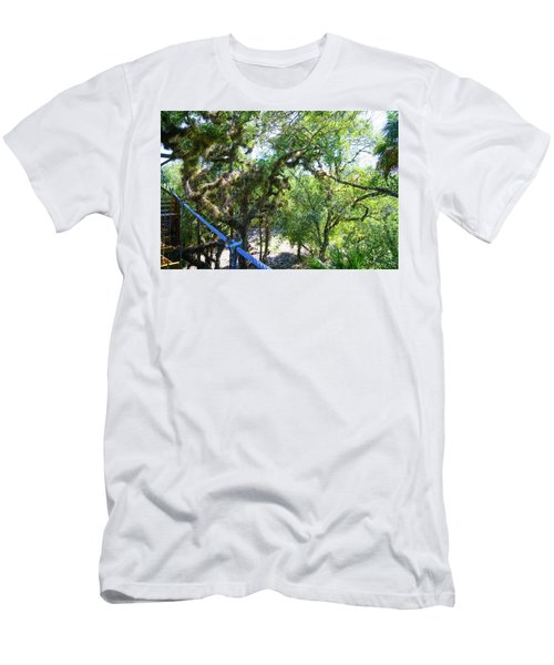 View Is Incredible Men's T-Shirt (Athletic Fit)
