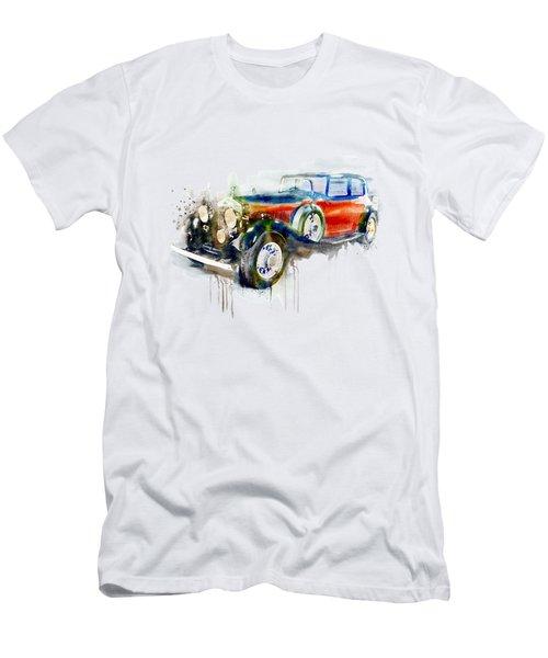 Vintage Automobile Men's T-Shirt (Athletic Fit)