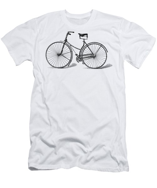 Vintage Bike Men's T-Shirt (Athletic Fit)