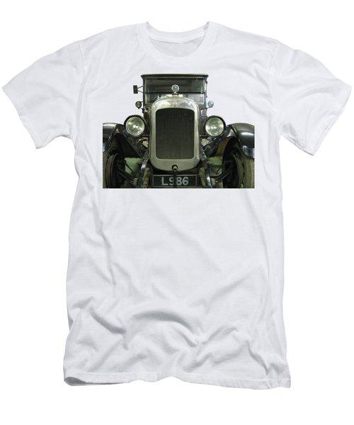 Vintage Convertible Motor Car. Men's T-Shirt (Athletic Fit)
