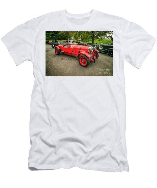 Men's T-Shirt (Slim Fit) featuring the photograph Vintage Motors by Adrian Evans