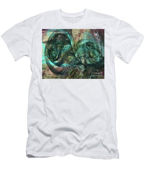 Virulent Germination Men's T-Shirt (Athletic Fit)
