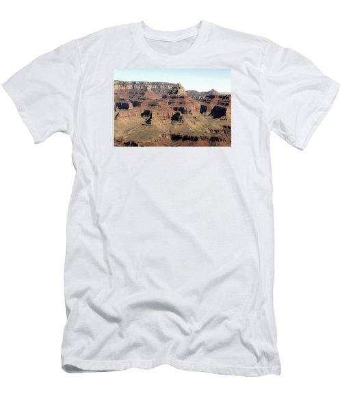 Vishnu Temple Grand Canyon National Park Men's T-Shirt (Athletic Fit)