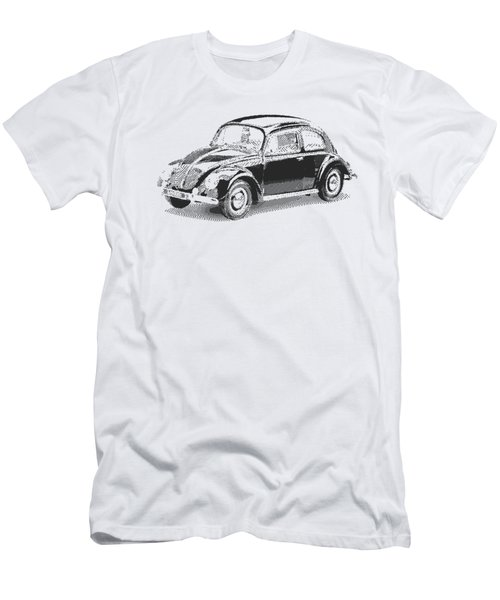 Volkswagen 1949 - Parallel Hatching Men's T-Shirt (Athletic Fit)