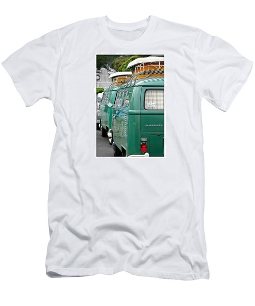 Vw Buses #carphotographer #vw #vwbus Men's T-Shirt (Athletic Fit)