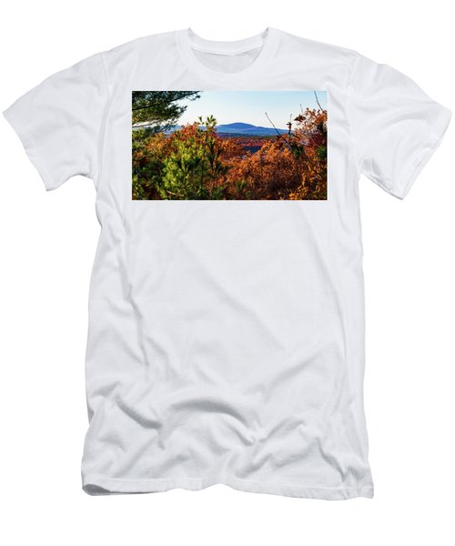 Wachusett In Fall Men's T-Shirt (Athletic Fit)