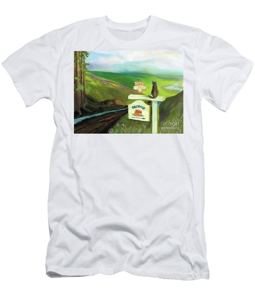 Waiting For Andy Men's T-Shirt (Athletic Fit)