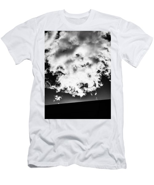 Wall And Cloud - Madison - Wisconsin Men's T-Shirt (Athletic Fit)