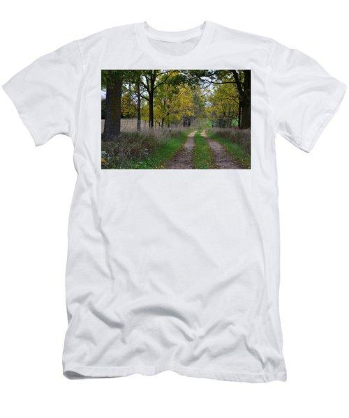 Walnut Lane Men's T-Shirt (Athletic Fit)