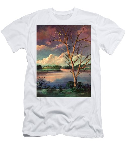 Was Like Stained Glass Men's T-Shirt (Athletic Fit)