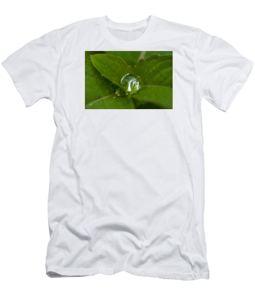 Water Ball Men's T-Shirt (Athletic Fit)