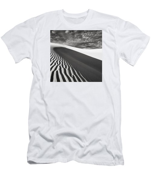 Men's T-Shirt (Slim Fit) featuring the photograph Wave Theory Vii by Ryan Weddle