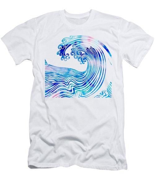 Waveland Men's T-Shirt (Athletic Fit)