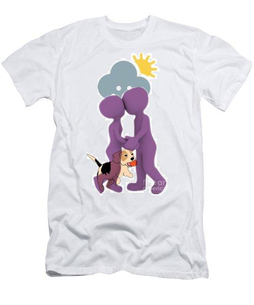 We Stick Together Men's T-Shirt (Athletic Fit)