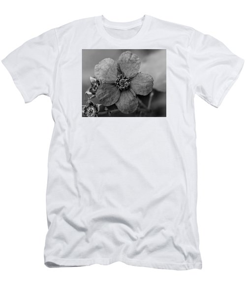 Weed 4 Men's T-Shirt (Slim Fit) by Simone Ochrym