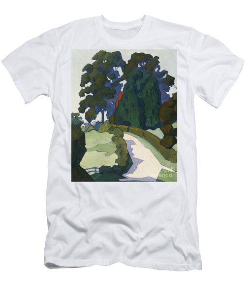 Weeping Ash, 1923  Men's T-Shirt (Athletic Fit)