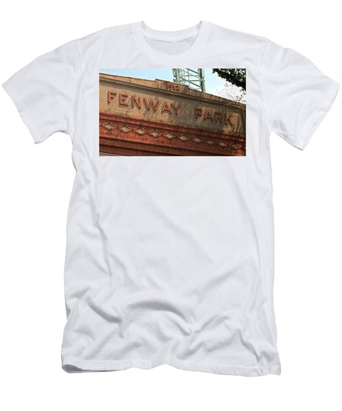 Welcome To Fenway Park Men's T-Shirt (Athletic Fit)