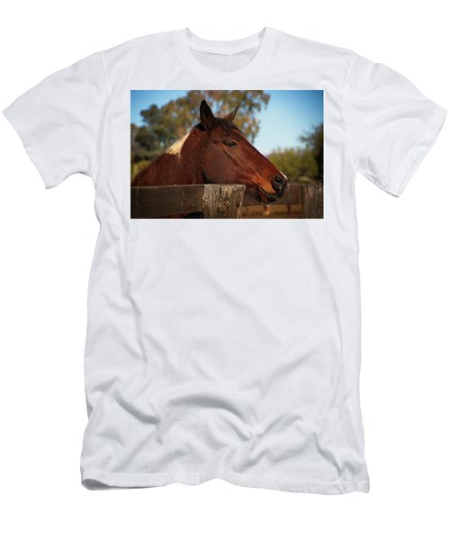 Well Hello There Men's T-Shirt (Athletic Fit)