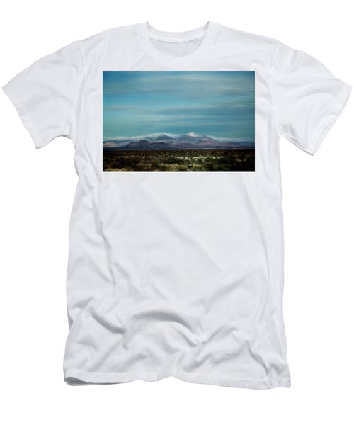 West Texas Skyline #1 Men's T-Shirt (Athletic Fit)