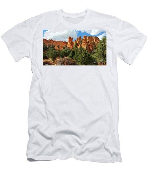Western Skies Men's T-Shirt (Athletic Fit)