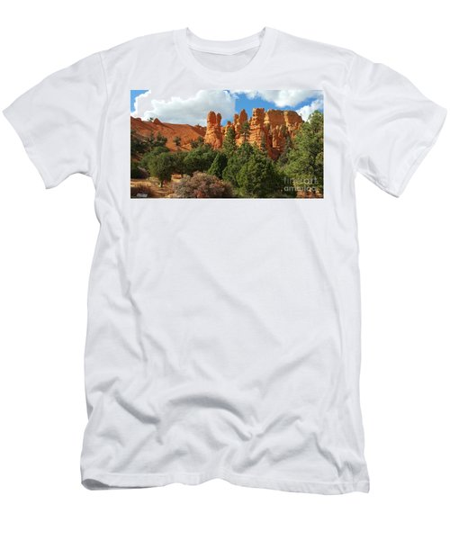 Western Skies Men's T-Shirt (Athletic Fit)