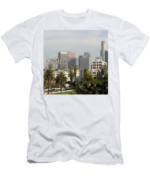 Westlake, Los Angeles Men's T-Shirt (Athletic Fit)