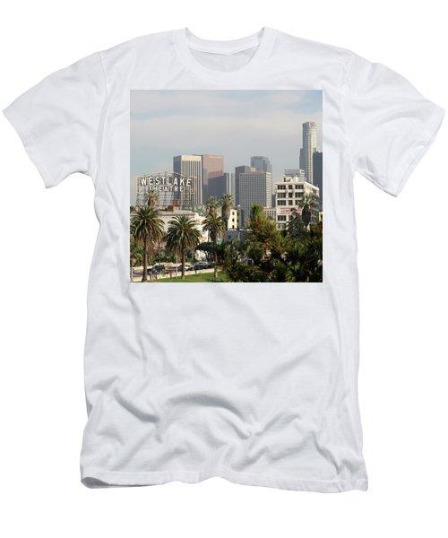 Westlake, Los Angeles Men's T-Shirt (Athletic Fit)