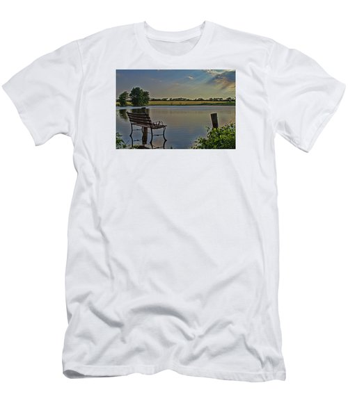 Wet Feet Men's T-Shirt (Slim Fit) by Alana Thrower