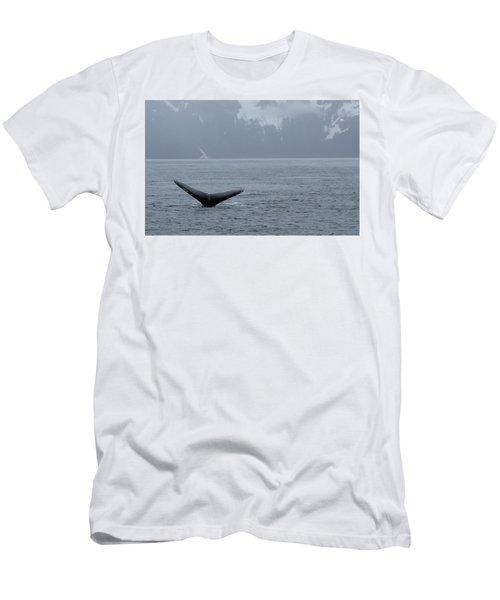 Whale Fluke Men's T-Shirt (Athletic Fit)
