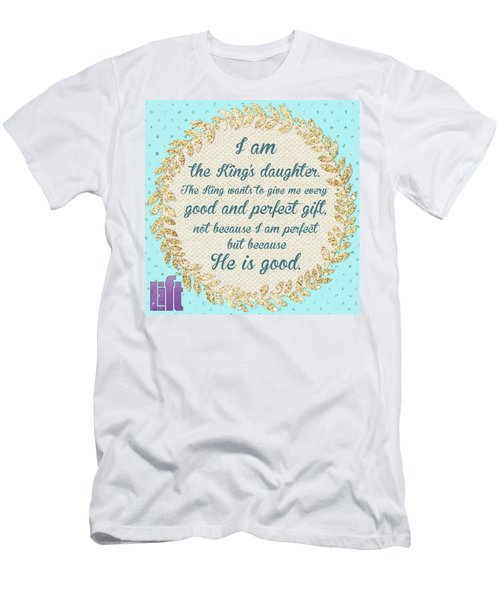 whatever Is Good And Perfect Is A Men's T-Shirt (Athletic Fit)