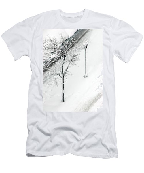 When Nature Quiets The City Men's T-Shirt (Athletic Fit)