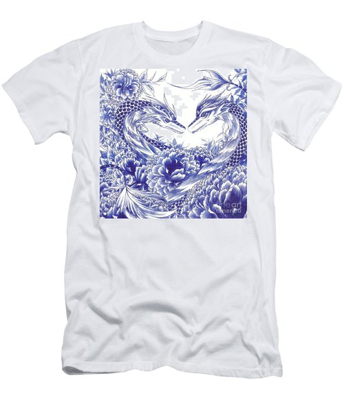 When Our Eyes Meet Men's T-Shirt (Athletic Fit)