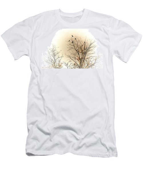 Where To Go From Here... Men's T-Shirt (Athletic Fit)