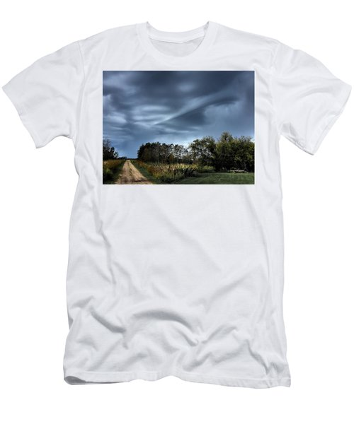 Whirrelll Men's T-Shirt (Athletic Fit)