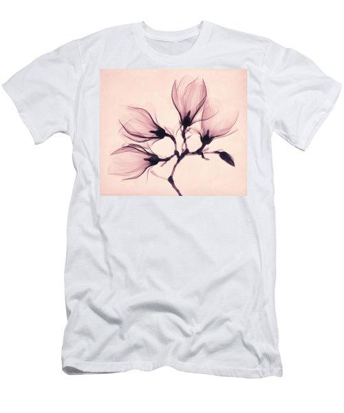 Whisper Magnolia Men's T-Shirt (Athletic Fit)