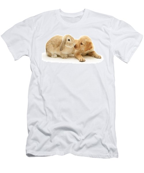 Who Ate All The Carrots Men's T-Shirt (Athletic Fit)