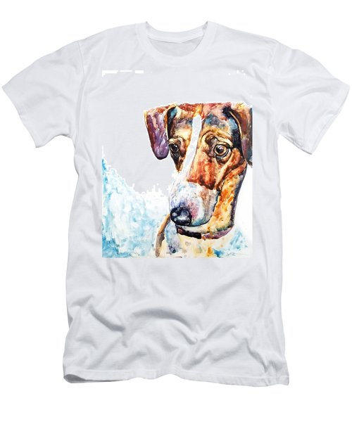 Why The Long Face? Men's T-Shirt (Athletic Fit)