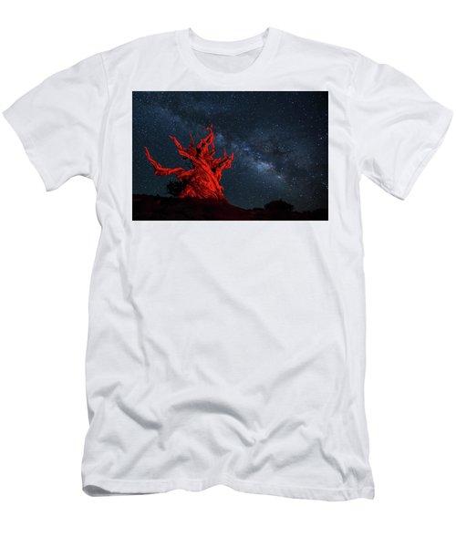 Wicked Men's T-Shirt (Slim Fit) by Tassanee Angiolillo