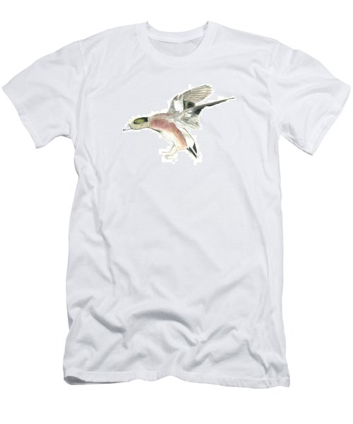Wigeon Men's T-Shirt (Athletic Fit)
