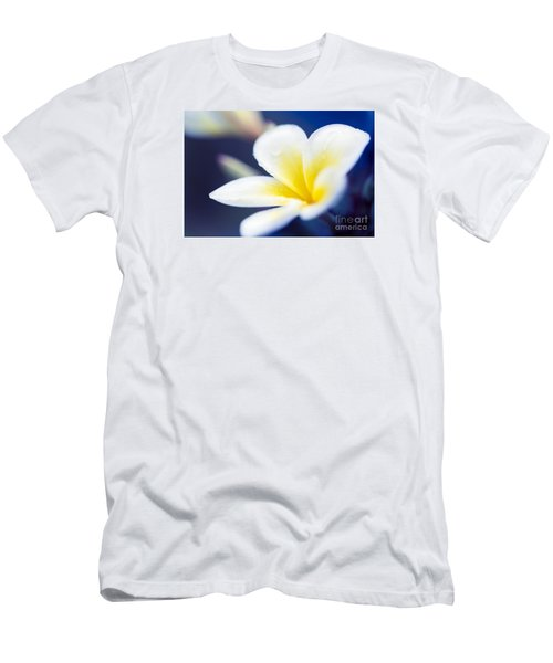 Wild Blue Morning Men's T-Shirt (Slim Fit) by Sharon Mau