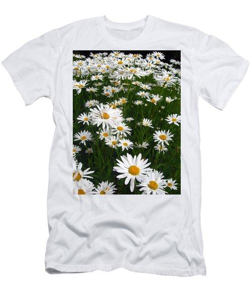 Wild Daisies Men's T-Shirt (Athletic Fit)