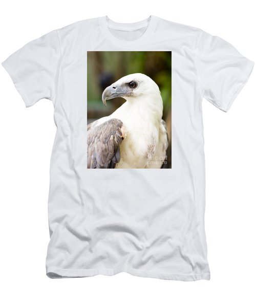 Men's T-Shirt (Athletic Fit) featuring the photograph Wild Eagle by Jorgo Photography - Wall Art Gallery