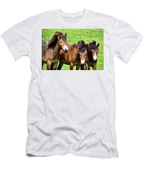 Wild Horses 2 Men's T-Shirt (Athletic Fit)