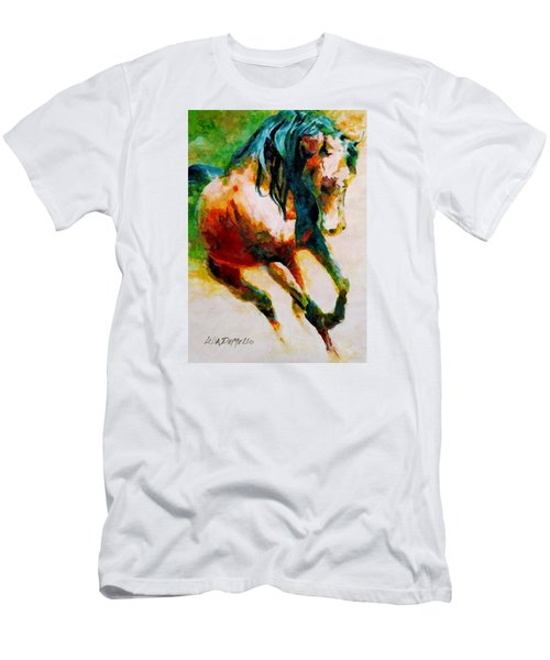 Wild No. 6 Men's T-Shirt (Athletic Fit)
