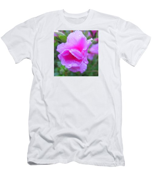 Wild Rose Men's T-Shirt (Athletic Fit)