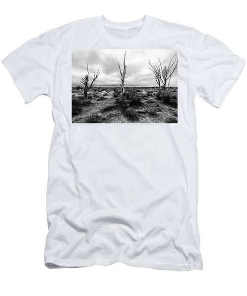 Men's T-Shirt (Athletic Fit) featuring the photograph Wild Trinity by Julian Cook