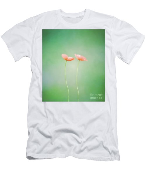 Wildflower Duet Men's T-Shirt (Athletic Fit)