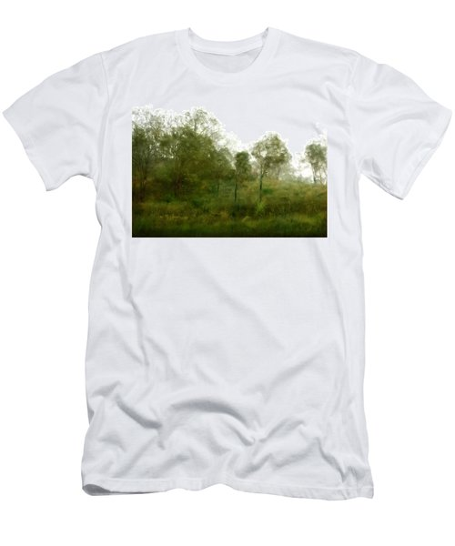 Wind Storm Men's T-Shirt (Slim Fit) by Linde Townsend